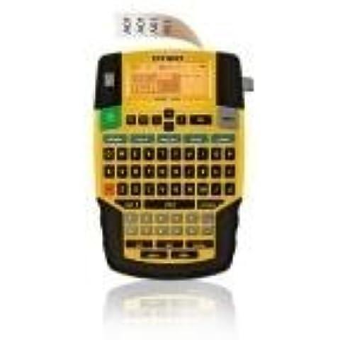 DYMO RHINO 4200 - Impresora de etiquetas (Negro, Amarillo, QWERTY, Ión de litio, Presentación Caja, 6 - 19mm,