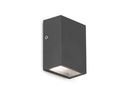 Faro 70566N CANON-2 LED Lampe applique gris foncé