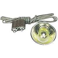 Kahlert Licht 60802 - Minipuppenzubehör - Beleuchtung E 10 mit Reflektor