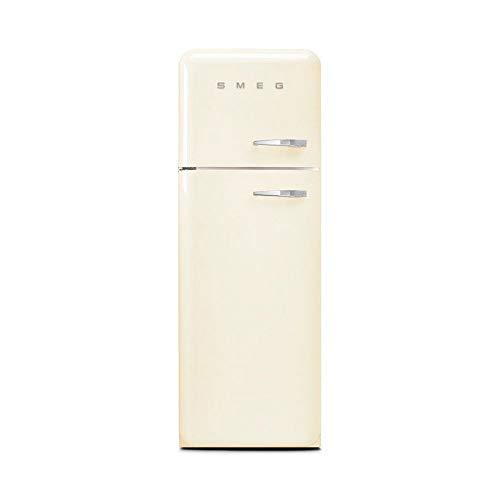 Smeg FAB30LCR3 Kühl-Gefrier-Kombination (294 l, SN-T, 4 kg/24 h, A+++, neue Zone, cremefarben