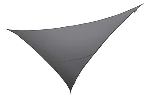 KOOKABURRA 6 m Triangle à angle droit gris anthracite imperméable tissé ombrage