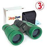 Geschenke für Jungen 6-8 Jahre alt, Joy-Jam Kinderfernglas Optik Zoom, Lernspielzeug leicht mit Gehäuse und Armband Grün Weihnachten Geburtstagsgeschenke