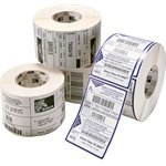 Zebra Z-Perform 1000T - Printer Labels (White, Perm Adhesive, Thermal transfer, 102 x 38 mm, 7.6 cm)