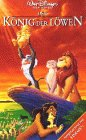 The Lion King [VHS] [1994]