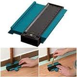 869ed73835 Womdee ABS Perfil Gauge, Contour Gauge Duplicator Ideal para Azulejos Edge  Shaping Madera Medida & Azulejos laminados