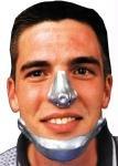 Tin Man Chin (Maske Tin Man)