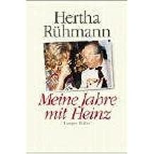Meine Jahre mit Heinz