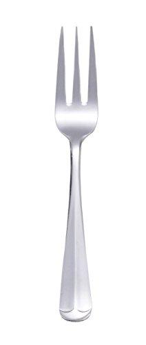 Hic Harold Import Oxford Serviergabeln aus Edelstahl Salad Fork Set, S/12 edelstahl Oxford Serving Fork