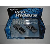 Hot Wheels Real Riders Limited Edition Set--1970 Challenger and 2006 Challenger Concept by REAL RIDERS