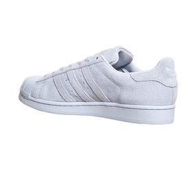 Adidas Originals - Superstar - Baskets - Mixte Adulte beige bleu