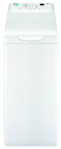 Preisvergleich Produktbild Zanussi ZWQ61215C Waschmaschine TL / 152 kWh / 1200 UpM / 6 kg / 9790 Liter / 6 kg GentleCare Trommel / Restlaufanzeige / weiß