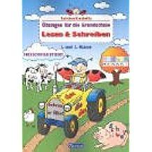 Karlchen Krabbelfix/Lesen und Schreiben 1. und 2. Klasse: Übungen für die Grundschule