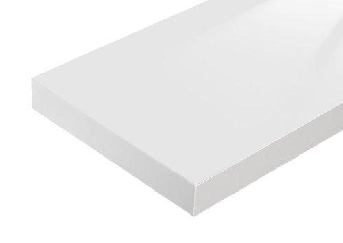 Regalsystem Raumteiler Bücherregal Standregal READY 22B Weiß Seidenmatt 92x 9… - 5