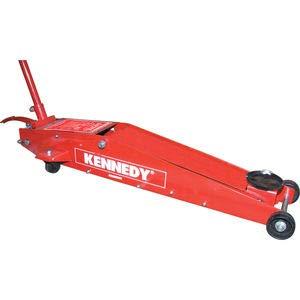 Kennedy Wagenheber Rangierwagenheber lang hydraulisch 2 t Hubhöhe min. 140 mm Hubhöhe max. 800 mm Gewicht 58 kg