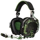 SADES sa926Aviation Stereo Gaming Headset für PS4/PS3/Xbox One/Xbox 360/PC/iPhone