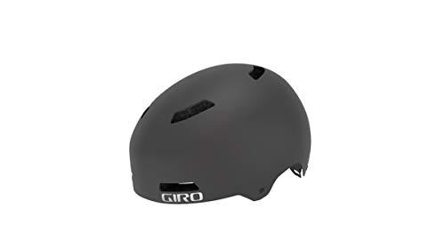Giro Quarter FS BMX Dirt Fahrrad Helm grau 2020: Größe: S (51-55cm)