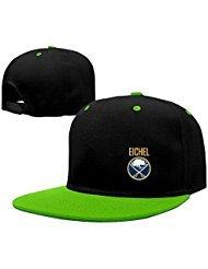 MINUCM Jack Eichel Buffalo Sabreslogo15 Boston University Terriers Men Cool Hat -