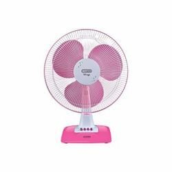 V Guard Petal 3 Blade 400mm Table Fan (Pink)