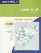 Rand McNally Savannah, Hilton Head Island: Street Guide (Rand McNally Savannah Street Guide: Including Hilton Head Island)