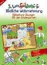 LernSpielZwerge Übungshefte: Bildliche Wahrnehmung - Rätsel und Übungen für den