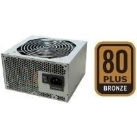 SEASONIC SS-600ET-F3 Bulk Aktiv PFC 600W ATX12V 12cm Luefter doppeltes Kugellager hohe Effizienz 80 Plus Bronze sehr leise PCIe (600w-netzteil Seasonic)
