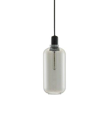 Glühbirne Amps (Normann Copenhagen Lampe Amp Smokeblack)