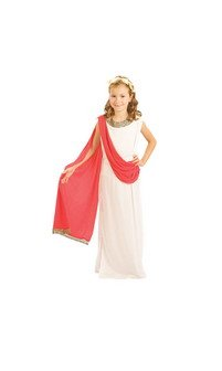 Goddess Large costume Kids Fancy Dress