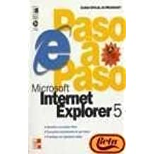 Microsoft Internet Explorer 5 - Paso a Paso