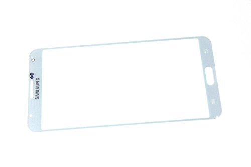 Front Outer Glass Lens For Samsung Galaxy Note 3 White