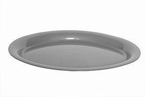 Whitefurze Plat ovale 42 cm
