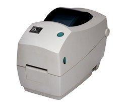 Zebra TLP2824 Plus, 8 Punkte/mm (203dpi), Peeler, RTC, EPL, ZPL, Dual-IF (282P-101121-040) Dual Peeler