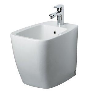 Ideal Standard T515001Ventuno Bidet ohne Fuß 56x 36cm weiß