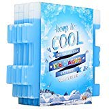 Best Lunch Box Freezer Packs - OICEPACK Ice Packs Cool Pack for Lunch Box Review