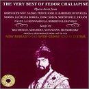 Best of Fedor Chaliapine