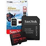 8GB MicroSDXC-Speicherkarte für Handys, tablets und Kameras MIL + SD-Adapter + Rescue Pro Deluxe, Geschwindigkeit lesen 100 MB/s ()