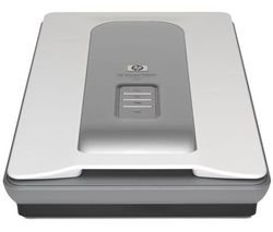 HP ScanJet G4010 Photo Scanner - Flachbettscanner - 216