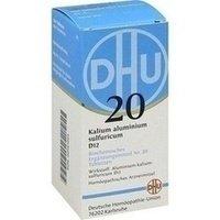 DHU Schüßler 20 Kalium aluminium sulfuricum D12 Tabletten, 200 St.