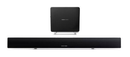 Harman/Kardon Sabre SB 35/230 Dockingstation MP3 & iPhone schwarz (Harman Kardon Docking-station)