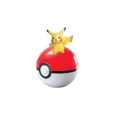 VERY100 Pokéball Pokemon Poke + Pikachu JUGUETE/MEMORIA para los niños