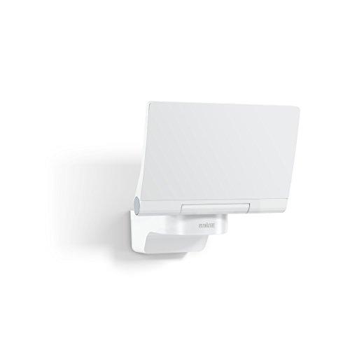 Steinel LED-Strahler XLED Home 2 Slave weiß, 14.8 W Flutlicht, voll schwenkbar, 1184 lm, für Einfahrt, Hof und Garten,  033125
