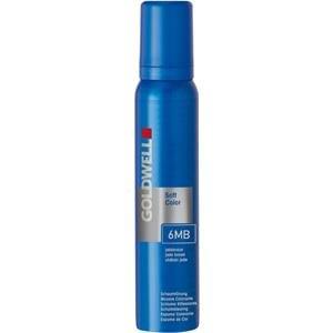 Goldwell Colorance Soft Color Schaumtönung 7G, haselnuss, 1er Pack, (1x 125 ml) - 1 Haselnuss