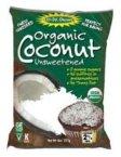 Edward & Sons Organic Coconut, ungesüßt, fettreduziert