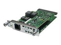 Cisco 1-PORT G.SHDSL WIC WITH FOUR WIRE SUPPORT - Switch-Komponenten (MLPPP, IP, IPX, AppleTalk, IBM/SNA, Verkabelt, Ethernet, ATM, 693 x 986 x 191 mm) -