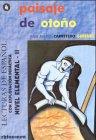 Paisaje de otono: Lecturas de espanol. Nivel elemental 2