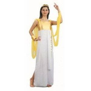2Göttin Kostüm (UK 10–14) (Römische Göttin Halloween-outfit)