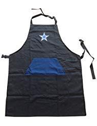 ENJOY 11 Genießen 11Verstellbar NFL Professional Grade Chef Schürze für Küche, BBQ, und Grill (Schwarz) mit Handtuch Loop Dallas Cowboys (Dallas Cowboy-kleidung)