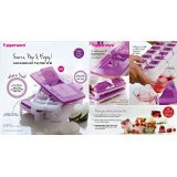 #10: Tupperware Pop Out Plastic Ice Tray Set, Set of 2, Multicolour