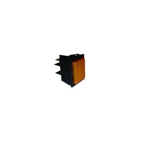 CubetasGastronorm PILOTO Ambar 30x22mm 230V Linea