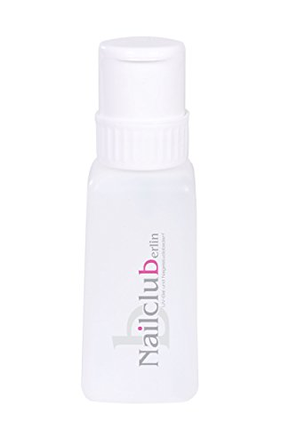 Nailsfactory Flacon doseur pour distributeur transparent 200 ml