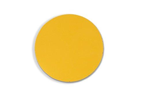 Bodenmarkierungen, Ronde, Gelb (100-er Pack)